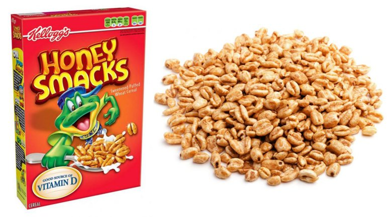honey smacks cereal salmonella poisoning